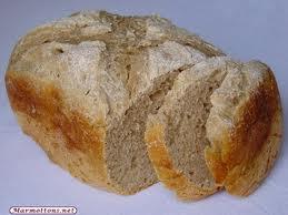 pain complet au levain